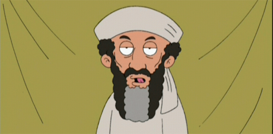 Osama (Family Guy)
