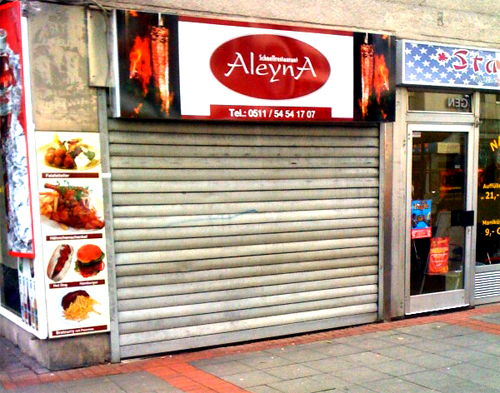 Schnellrestaurant Aleyna in Hannover